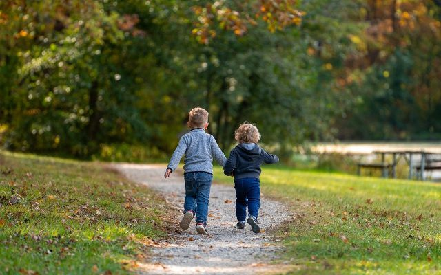 Exercise healthy boost kids immune system