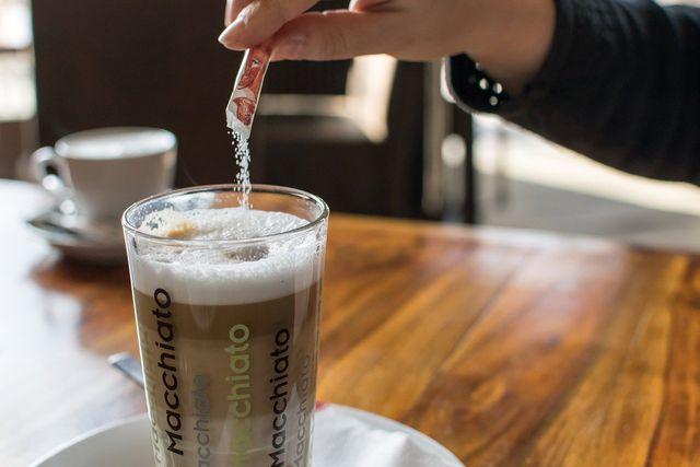 Latte Macchiato ist ganz einfach zuzubereiten.