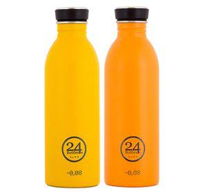 BPA-freie Trinkflasche Urban Bottle von 24 Bottles